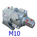 Motor khí nén giảm tốc M10